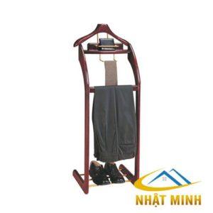 Giá treo áo vest inox mạ vàng PN45C04