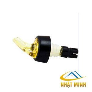 Vòi rót rượu nhựa vàng QB91V02-2