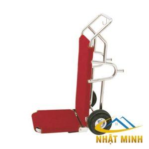 Xe đẩy hành lý inox TS11X03
