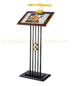 Bục menu có đèn PT009004