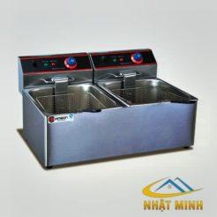 Bếp chiên nhúng bằng điện đôi BE73B03-1