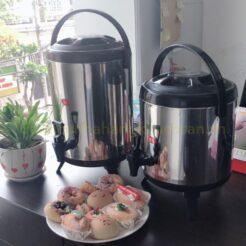 Bình trà sữa ZK