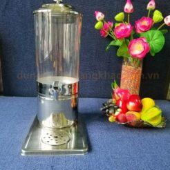 Bình đựng nước hoa quả inox dùng đá khô BF34B02-1