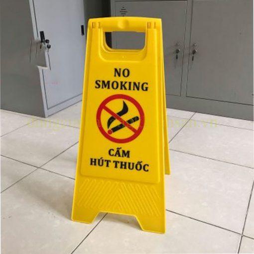 Biển báo cấm hút thuốc VS64B06