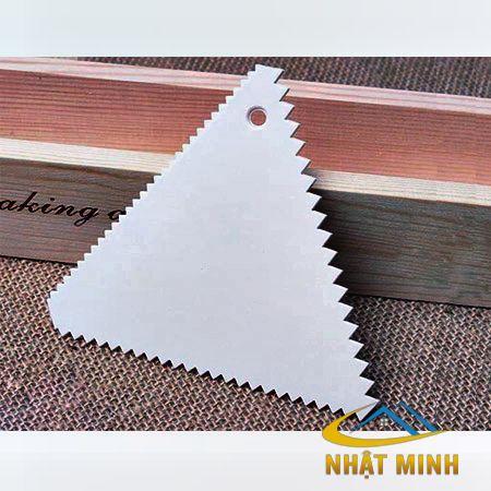 Cắt bột tam giác BA810D07