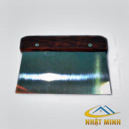 Dao cắt bột cán gỗ BA810D05