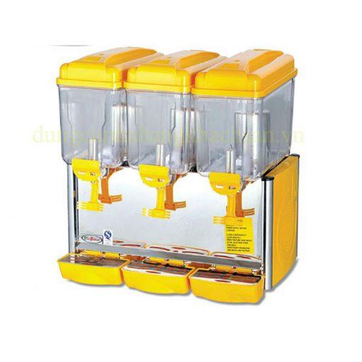 Máy làm lạnh nước trái cây 3 ngăn BE-35