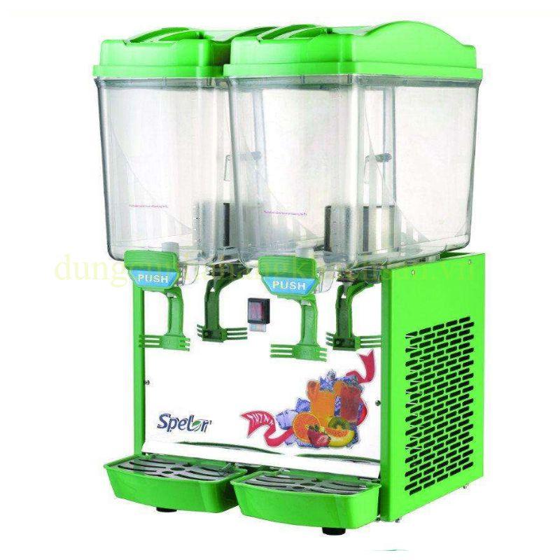 Máy làm lạnh nước trái cây 2 ngăn BFYL-25