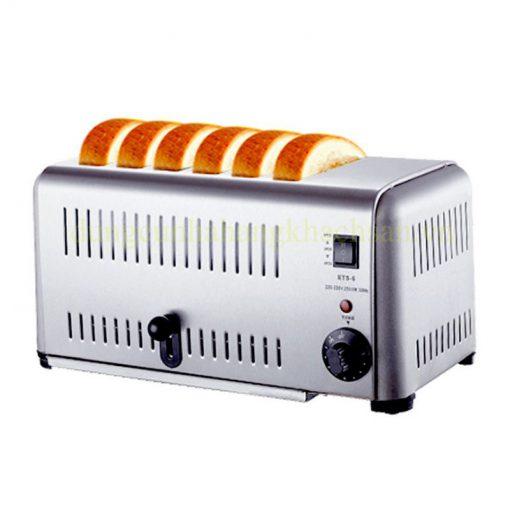 Máy nướng bánh mì sandwich 6 ngăn BFEST-6