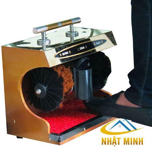 Sự tiền lợi của máy đánh giày