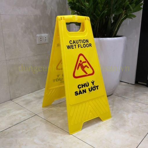 Biển báo sàn ướt VS64B01