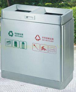 Thùng rác ngoài trời HW-90
