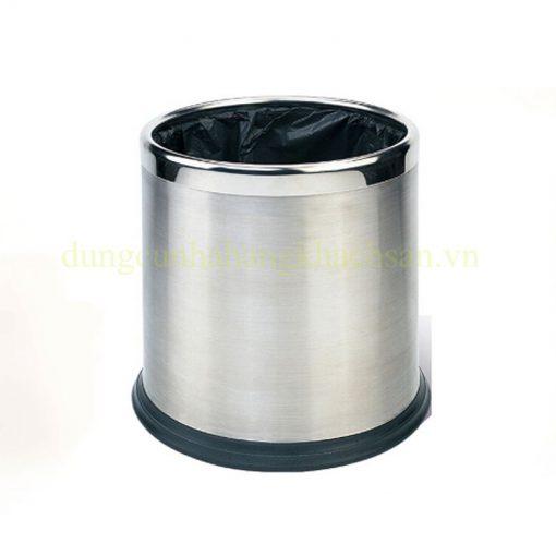 Thùng rác 2 lớp (inox) PN43T07