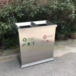 Thùng rác ngoài trời HW-79
