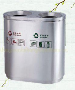 Thùng rác ngoài trời HW-94