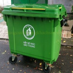Thùng rác công nghiệp lớn BE715T06