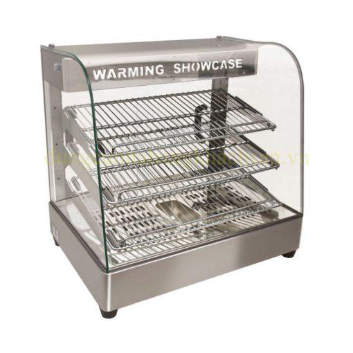Tủ trưng bày bánh nóng BA82T01