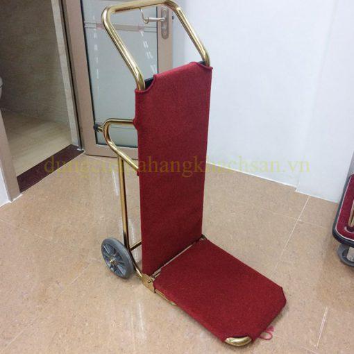 Xe đẩy hành lý inox TS11X03-V