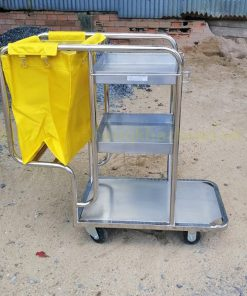 Xe dọn vệ sinh 3 tầng VS06NM26-304