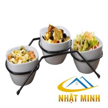 Kệ trưng bày thức ăn BF-NM-KB005