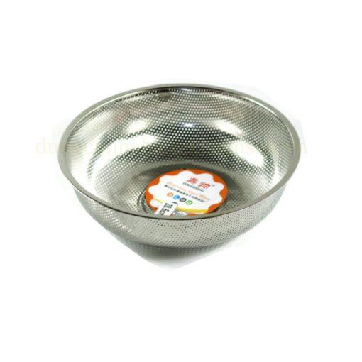 Rổ inox lỗ 2 mm BE716D09