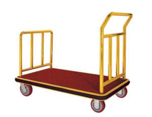 Lý do nên sử dụng xe đẩy hành lý U ở tiền sảnh khách sạn