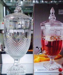 Bình đựng nước ép trái cây Thủy Tinh 4.5L BF-TT405