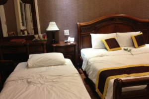 Sử dụng giường phụ extra bed