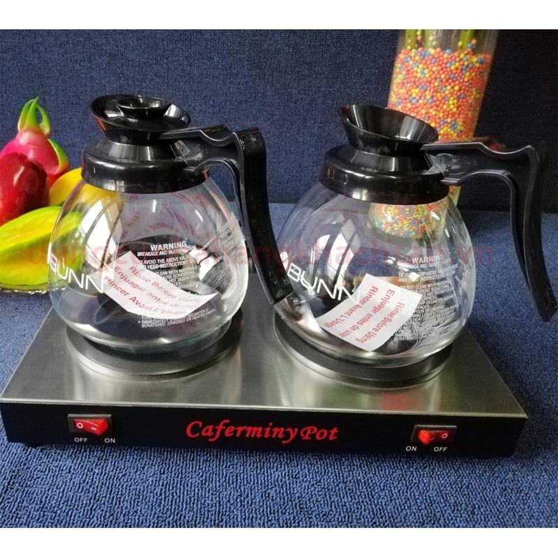 Bộ bếp hâm café đôi caferina BF-CF-CFRA4