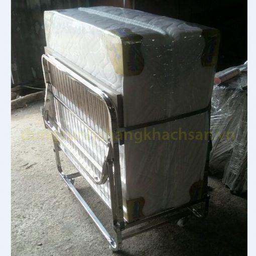 Giường Extra bed inox Nệm Mousse PN42G03-20CM