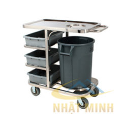 Xe thu gom thức ăn có hộc rác PT-NM-XTA02-304