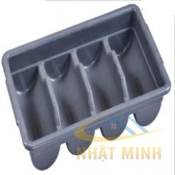 Rack đựng dao muỗng nĩa 4 ngăn PT27R05-4