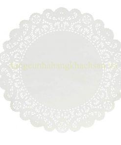 Khăn Lót tròn 1 lớp PT-TL-T