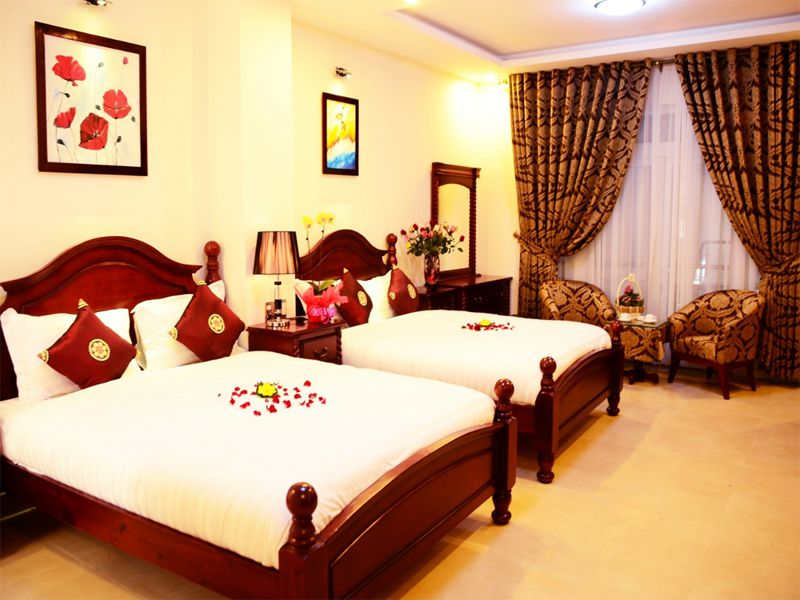 Đồ dùng phòng ngủ cho khách sạn