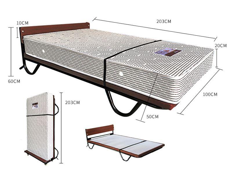 Chọn kích thước giường phụ hợp lý