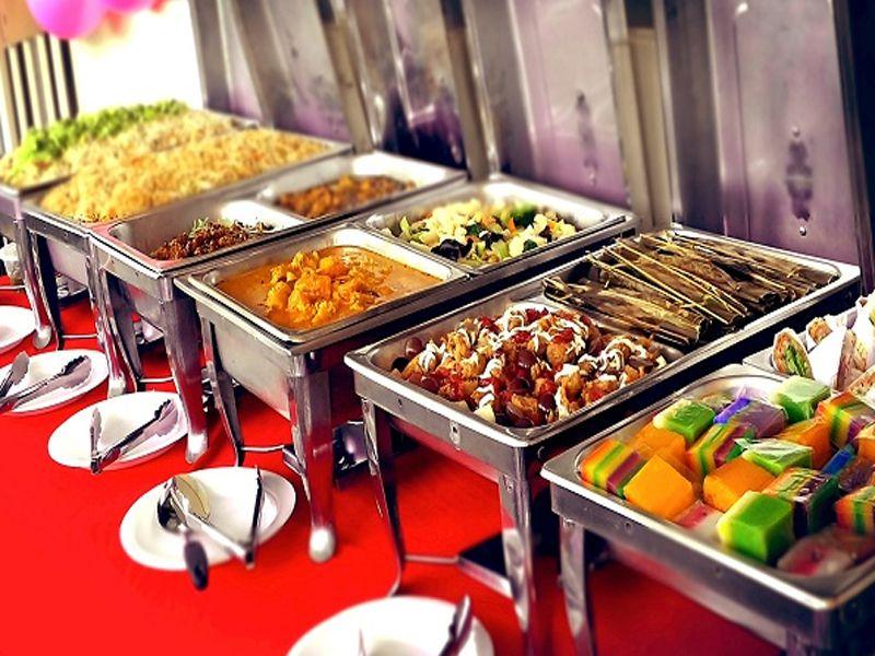 Phân loại theo khay hâm nóng thức ăn