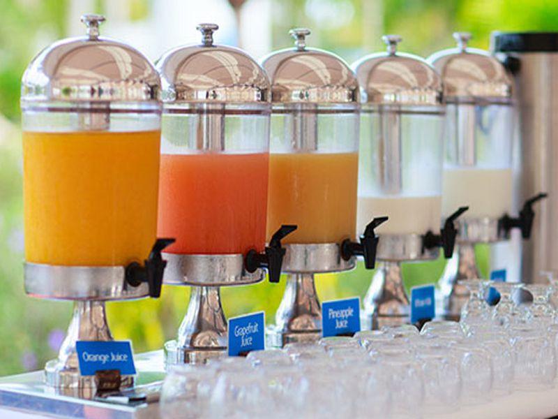 Chất liệu bình nước ép trái cây bền bỉ, thiết kế hiện đại