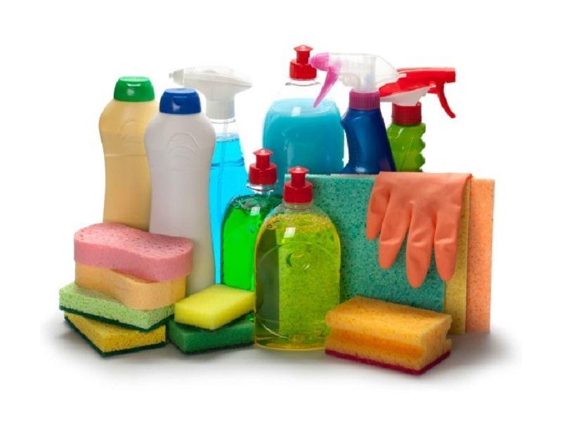 Nên lựa chọn những chất tẩy rửa đạt chuẩn trong quá trình vệ sinh