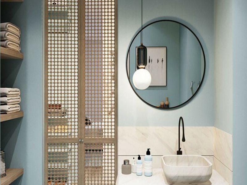 Phòng tắm khách sạn cần được chuẩn bị đầy đủ bộ dụng cụ cần thiết