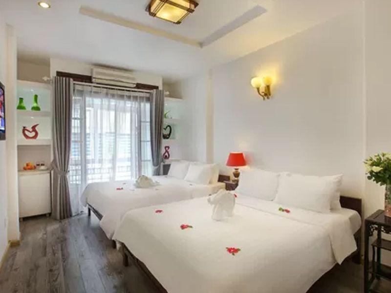 Dụng cụ nhà hàng khách sạn luôn là địa chỉ cung cấp giường phụ uy tín