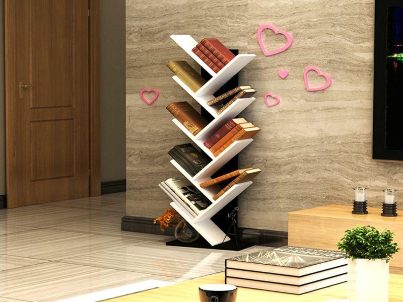 Kệ đựng sách báo sản phẩm không thể thiếu cho nhà hàng, khách sạn, spa
