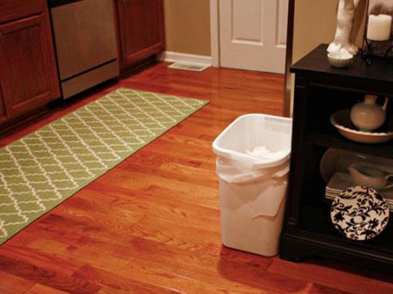 Khu vực nghỉ ngơi cần trang bị thùng rác trong phong để tiện bỏ rác