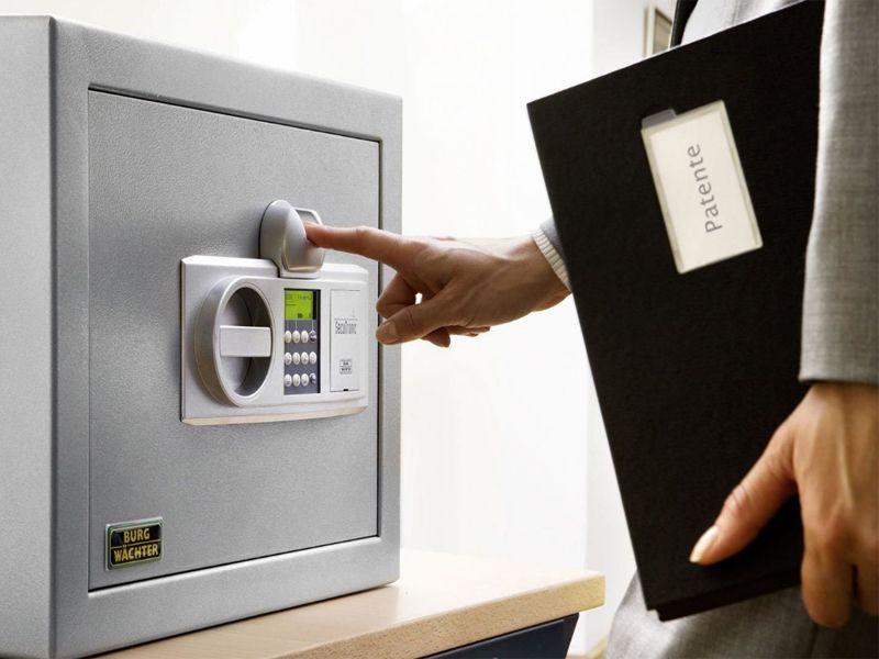 Ưu điểm khi sử dụng két sắt trong khách sạn