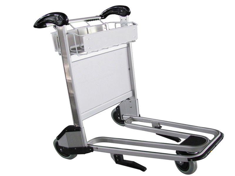 Xe đẩy hành lý sản phẩm không thể thiếu đối với khách sạn và sân bay