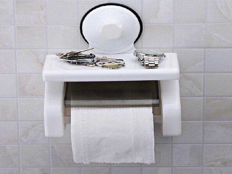 Hộp đựng giấy giúp bảo vệ tường tối đa