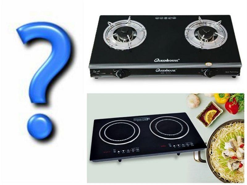 Bếp gas / Bếp từ (thiết bị nhà bếp)