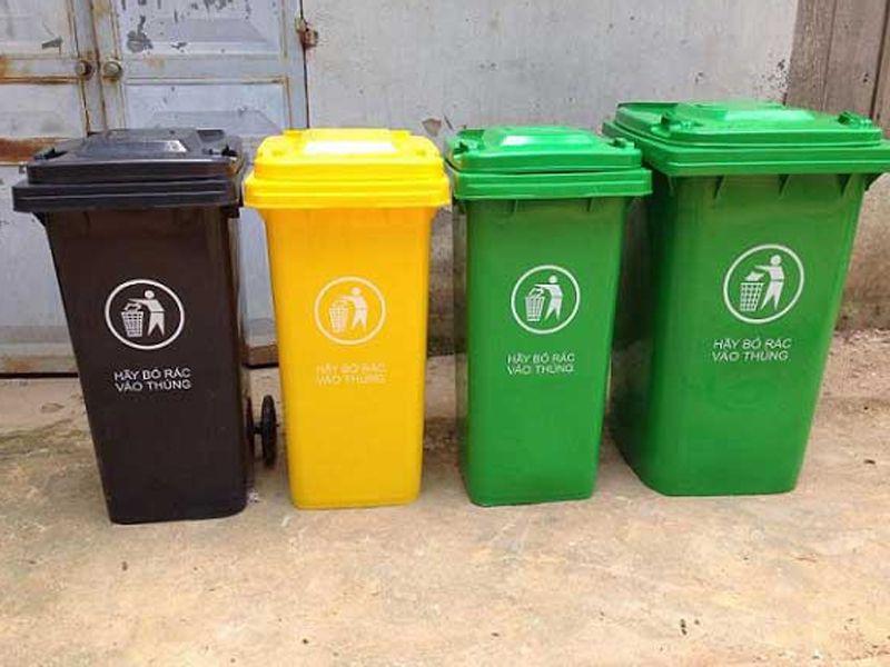 Thùng rác tại Dụng cụ nhà hàng khách sạn có giá vô cùng hợp lý