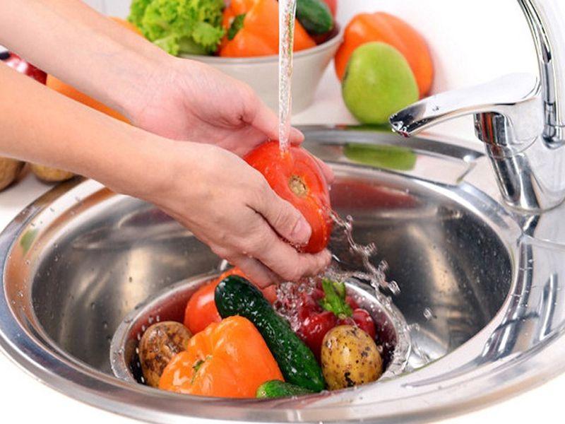 Dụng cụ bếp không thể thiếu để làm sạch thực phẩm