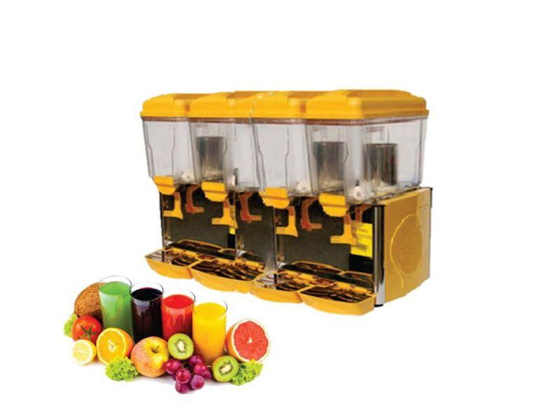 Máy làm lạnh nước trái cây – Thiết bị làm lanh nhanh tức thì