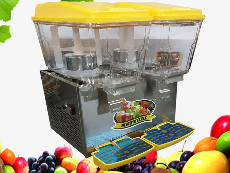 Máy làm lạnh nước hoa quả có thể giữ được độ tươi ngon